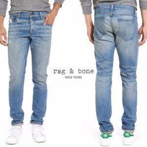 Rag & Bone   Standard Issue Slim Leg Jeans 36